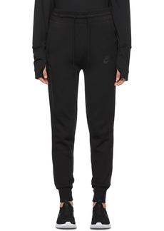 Nike Black Tech Fleece Lounge Pants