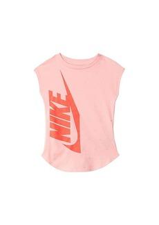 Nike Blocked Sportswear Graphic T-Shirt (Little Kids)