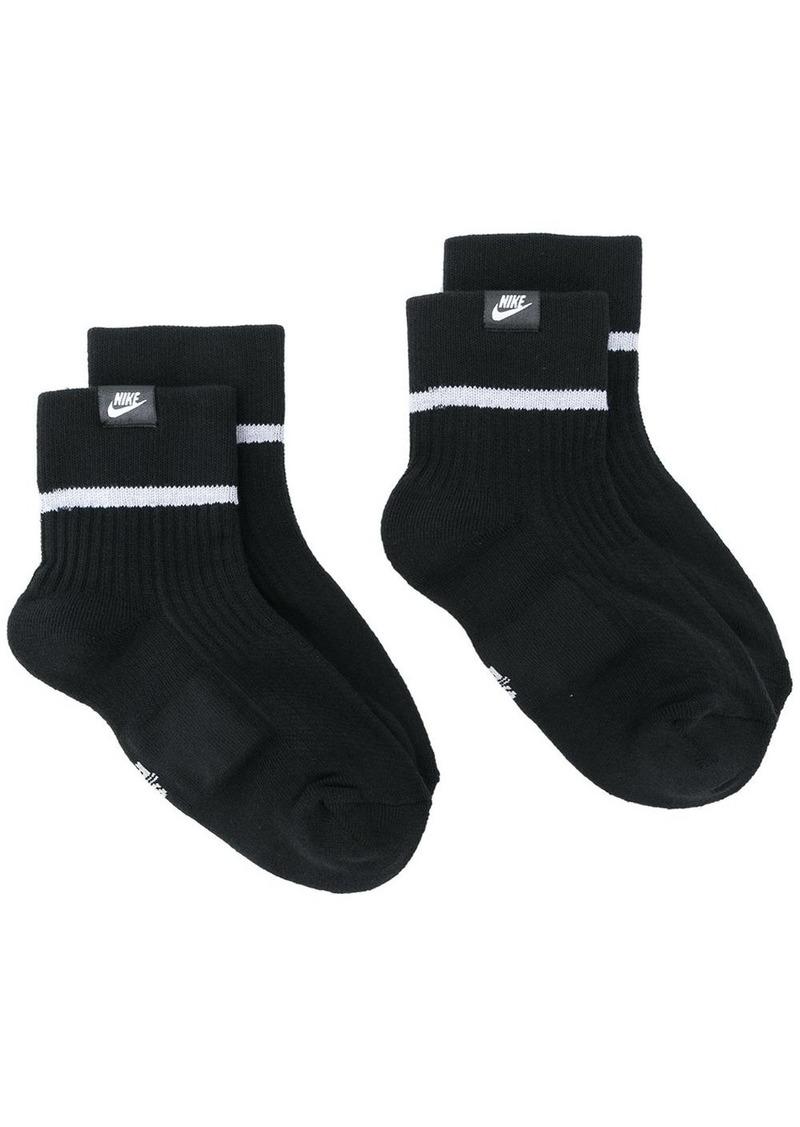 Nike branded socks set
