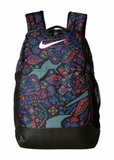 Nike Brasilia All Over Print 3 Medium Backpack 9.0