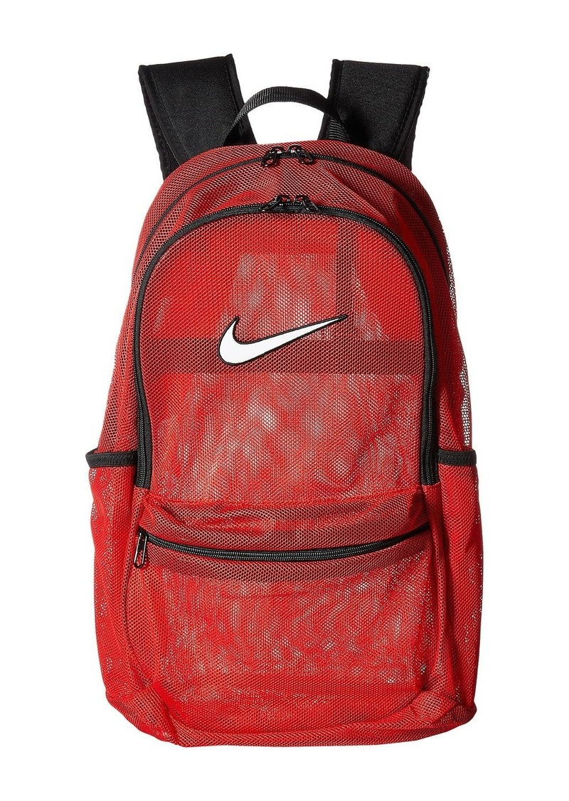 ... Brasilia 7  low priced e5a95 5ffb3 Nike Heritage Mesh Backpack Black  Source · Nike Brasilia Mesh Backpack Bags ... 580699eceb