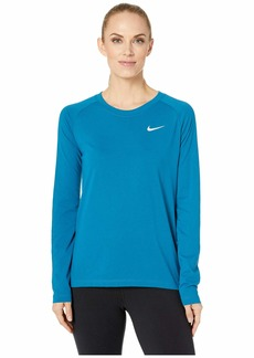 Nike Breathe Long Sleeve Running Top