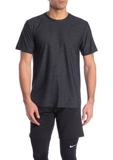 Nike Breathe Short Sleeve Dri-Fit Tee
