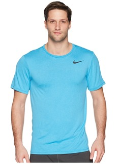Nike Breathe Short Sleeve Training Top