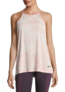 Nike Breathe T-Back Loose Training Performance Tank