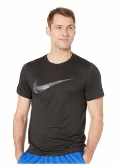 Nike Camo Dry Legend Tee