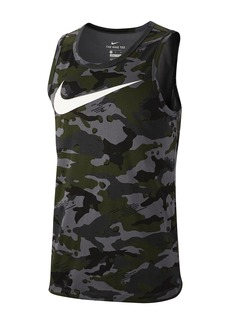 Nike Camo Logo Dri-FIT Training Tank
