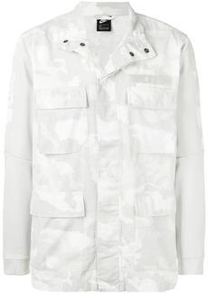 Nike camouflage jacket