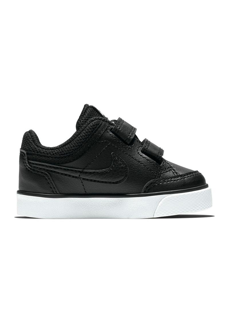 Nike Capri 3 Leather Sneaker (Baby & Toddler)