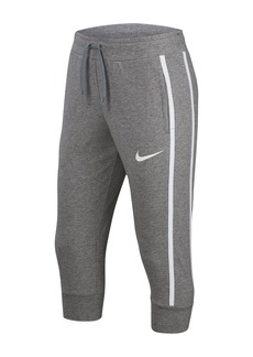 Nike Capri Jersey Sweatpants (Big Girls)