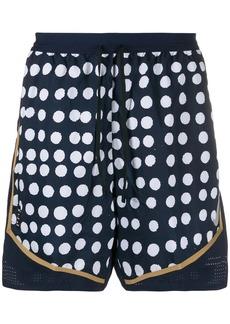 Nike circle print sport shorts