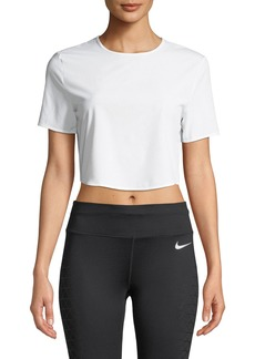 Nike City Ready Cropped Active Tee