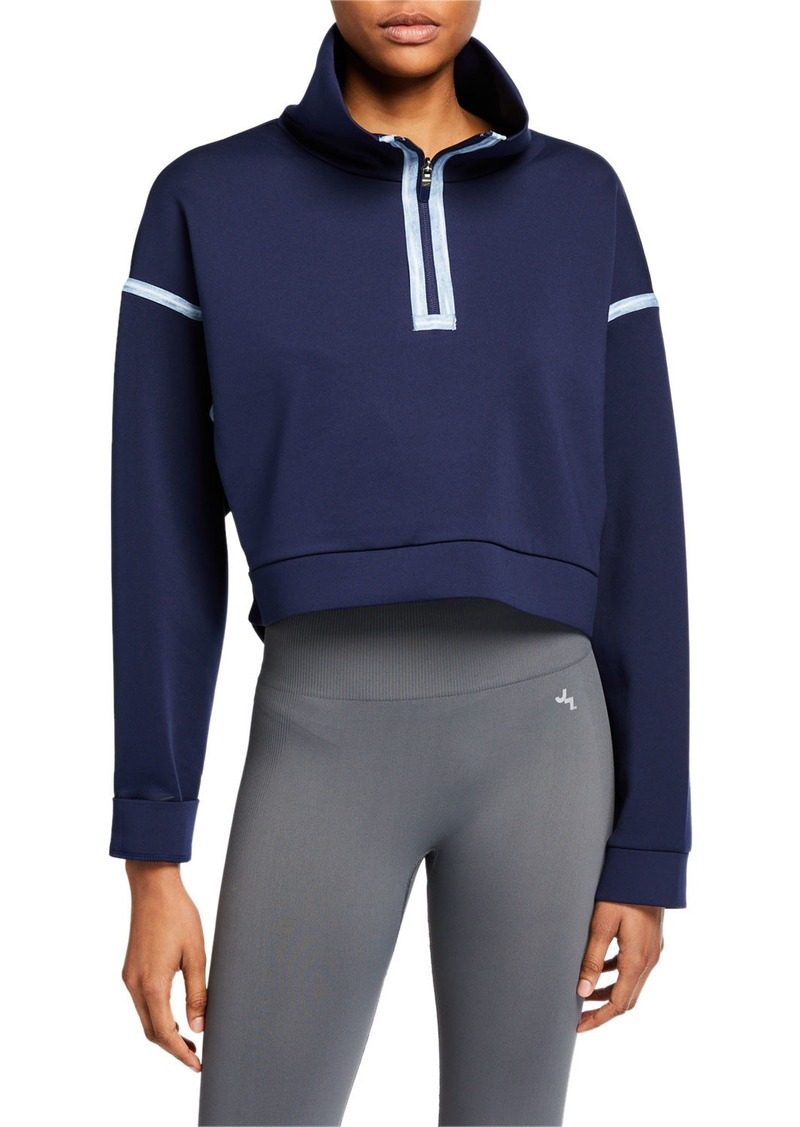 Nike City Ready Cropped Fleece Hoodie