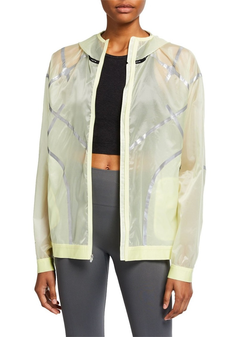 Nike City Ready Metallic Hooded Jacket