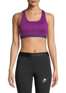 Nike Classic Padded Medium-Impact Sports Bra