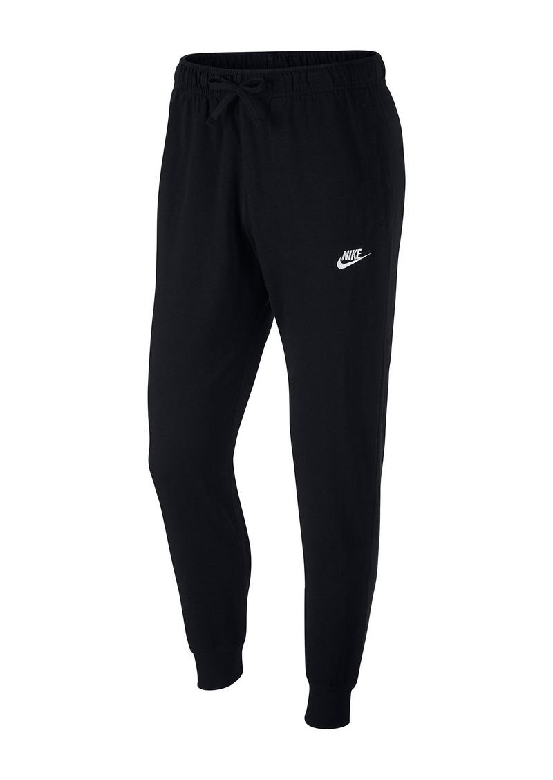 Nike Club Jersey Joggers