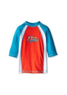 Nike Colorblock S/S Hydro Top (Big Kids)