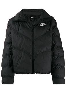 Nike contrast logo jacket