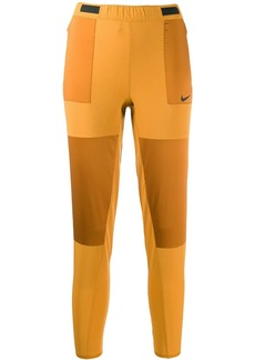 Nike contrast panel leggings