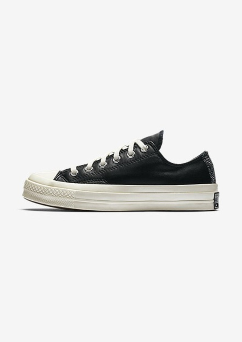 e01329c1cfe2 Nike Converse Chuck Taylor All Star '70 Leather and Tapestry Low Top ...