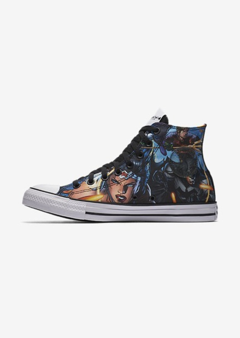 d8e57ecf3dbc Nike Converse Chuck Taylor All Star DC Comics Justice League High ...