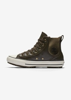 Nike Converse Chuck Taylor All Star Leather and Faux Fur Chelsee