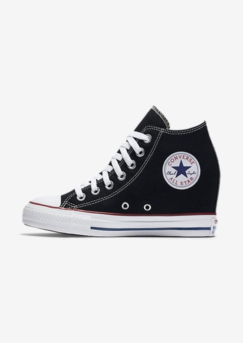 c1b7bd2cb20 Nike Converse Chuck Taylor All Star Lux Wedge Mid Now  49.97