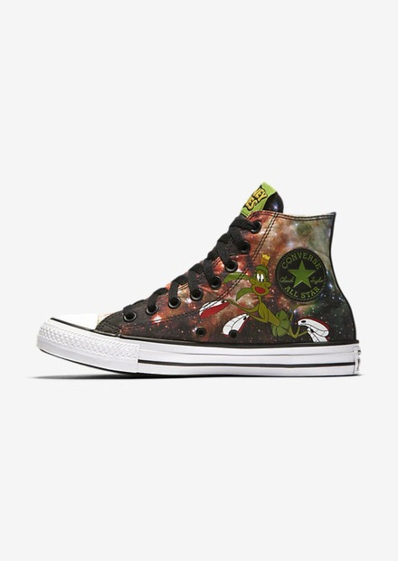 Marvin The Martian Converse Shoes