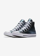 e05b3761be19 Nike Converse Chuck Taylor All Star Metallic Canvas High Top Now  29.97