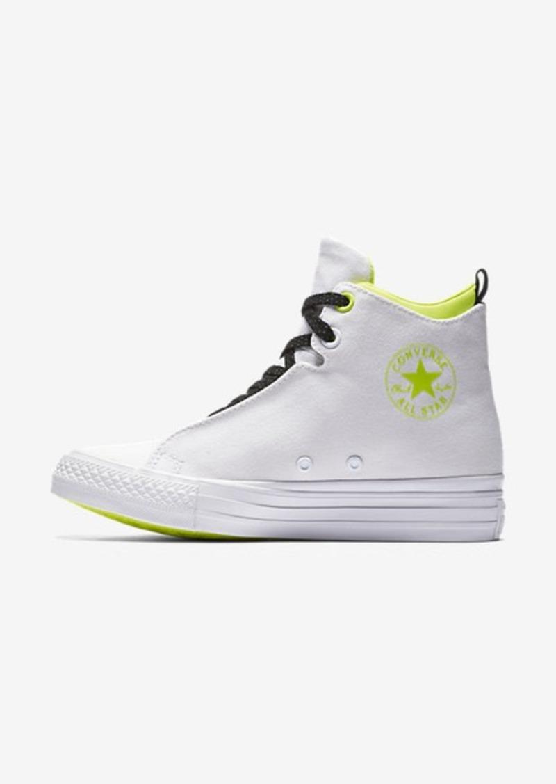 5010c5bb548699 Nike Converse Chuck Taylor All Star Selene Shield Mid Top Wedge