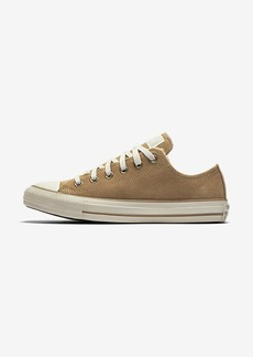 Nike Converse Chuck Taylor All Star Suede and Faux Shearling Low Top