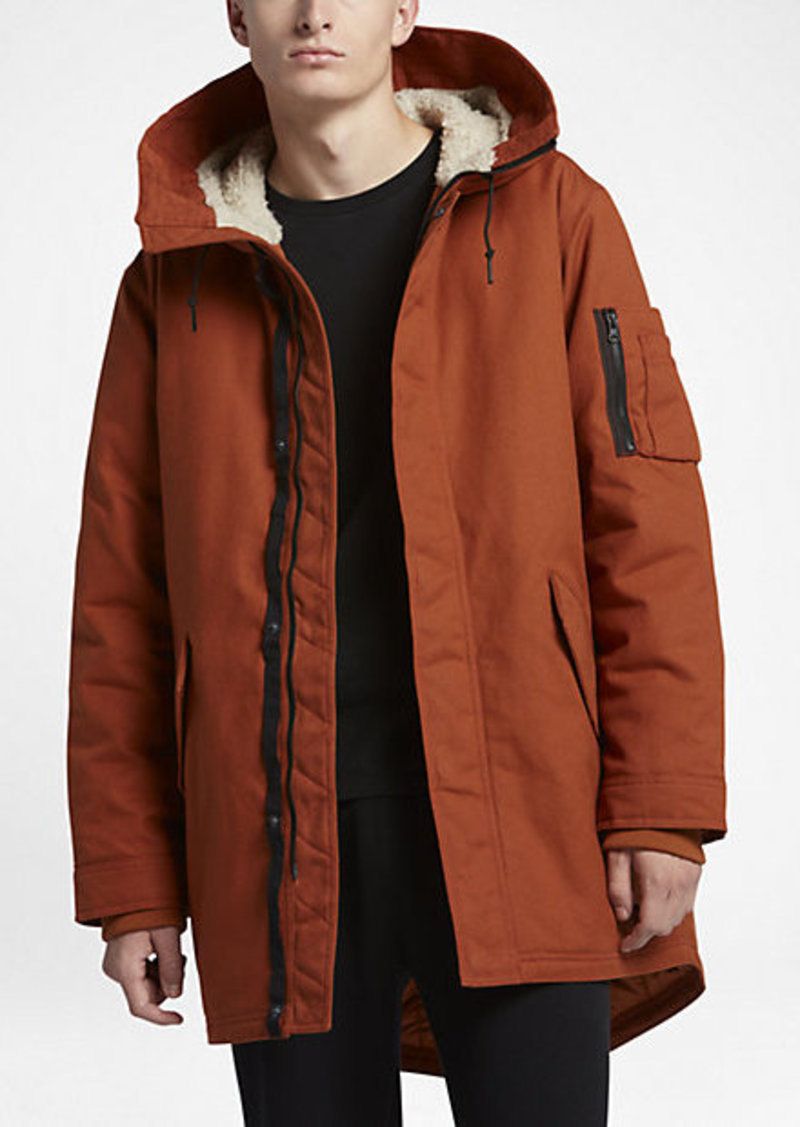 Nike Converse Fishtail Parka | Outerwear - Shop It To Me