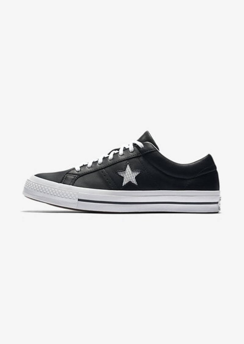 Nike Converse One Star Leather Low Top Now $39.97