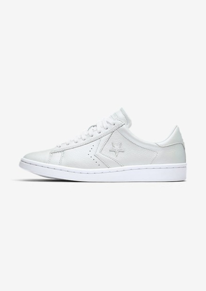 45ba7b535ec9 SALE! Nike Converse Pro Leather LP Iridescent Leather Low Top
