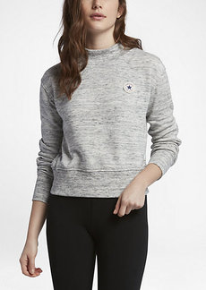 Converse Quilted Mock Neck