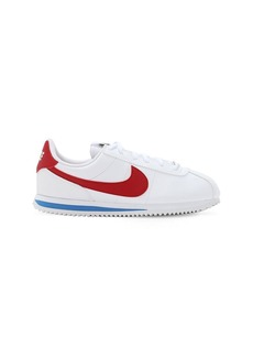 Nike Cortez Basic Faux Leather Sneakers