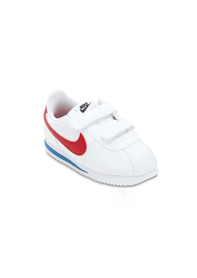 detailed look 127f7 37b5b Nike Cortez Basic Faux Leather Strap Sneakers | Shoes