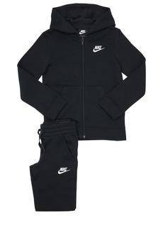Nike Cotton Blend Sweatshirt & Sweatpants