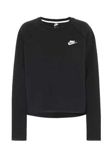 Nike Cotton-blend sweatshirt