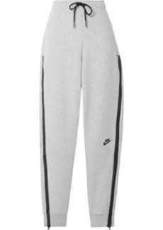 Nike Cotton-blend Tech Fleece Track Pants