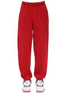 Nike Cotton Jersey Sweatpants
