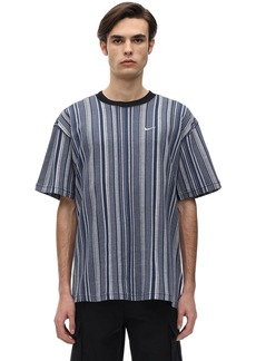 Nike Cotton Jersey T-shirt
