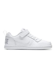 Nike Court Borough Leather Sneaker (Toddler & Little Kid)