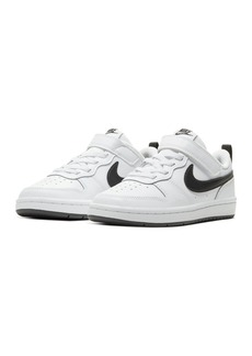 Nike Court Borough Low Top Sneaker (Toddler & Little Kid)