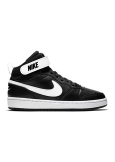 Nike Court Borough Mid 2 Basketball Sneaker (Big Kid)