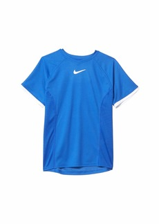 Nike Court Dri-FIT™ Short Sleeve Top (Big Kids)