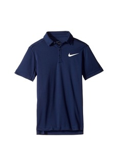 Nike Court Dry Tennis Polo (Little Kids/Big Kids)