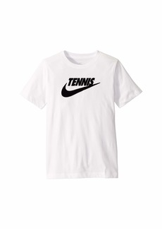 Nike Court Tennis Graphic T-Shirt (Big Kids)