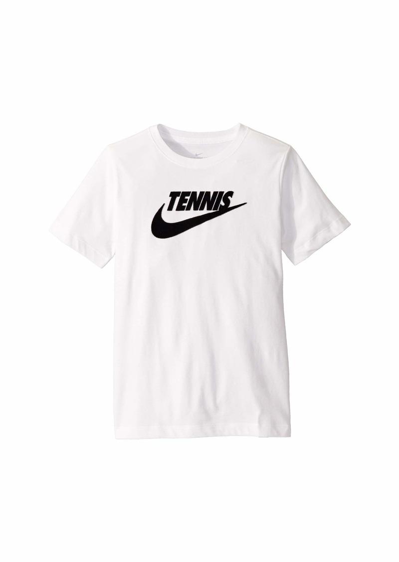 Nike Court Tennis Graphic T-Shirt (Big Kids)