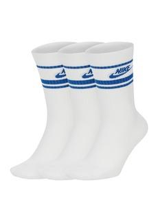 Nike Crew Essential Stripe Socks - Pack of 3